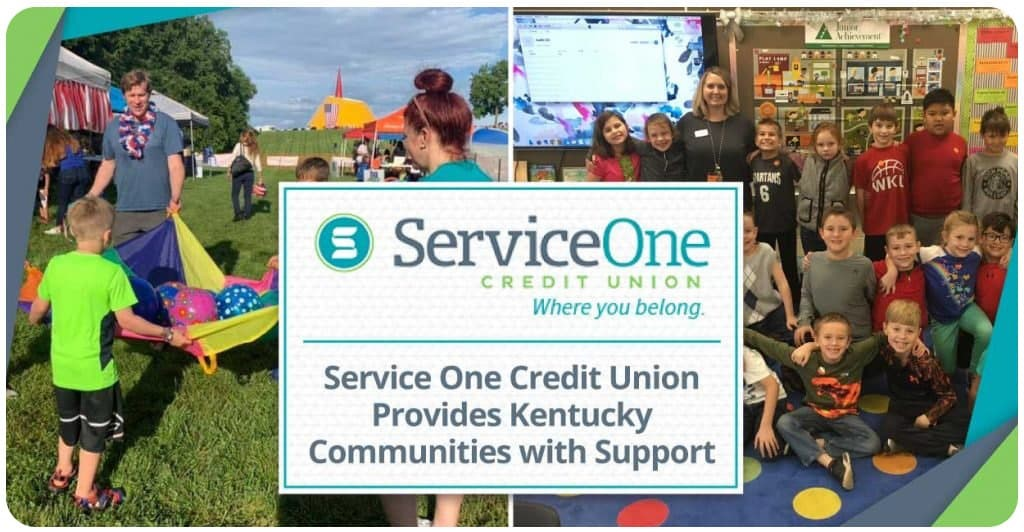 Service One provided Kentucky Communities with support.